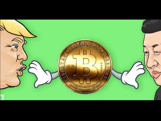 Trade Conflict Boost Bitcoin (Podcast)