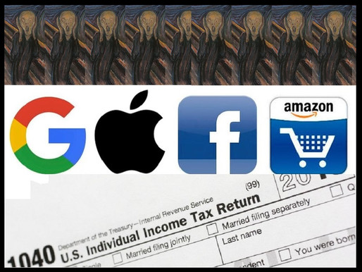 Big Tech, the IRS and You...   (Podcast)