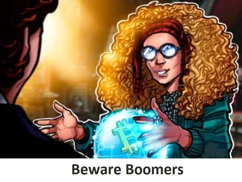 Boomers Beware