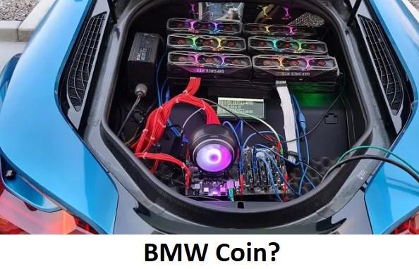 BMW Coin?