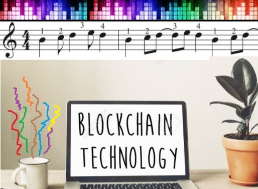 Coffee, Music and Blockchain