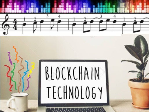 Coffee, Music and Blockchain