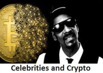 Celebrities and Crypto