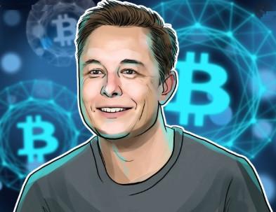 Elon on Bitcoin...