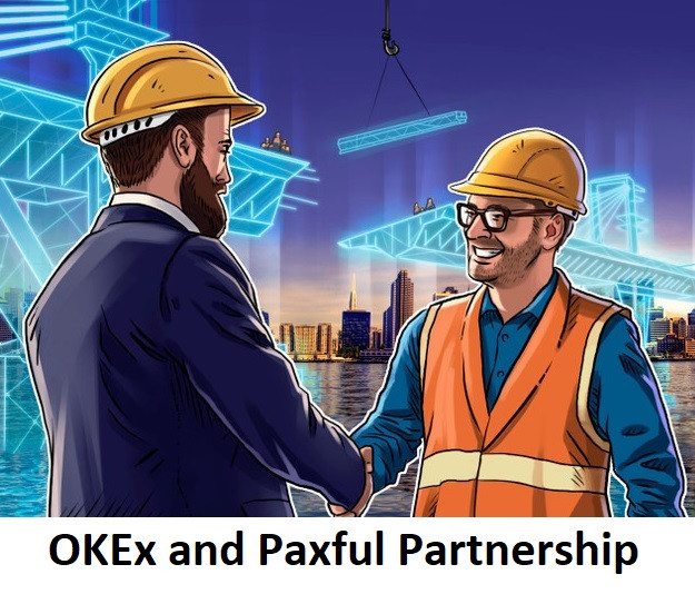 OKEx and Paxful Partnership