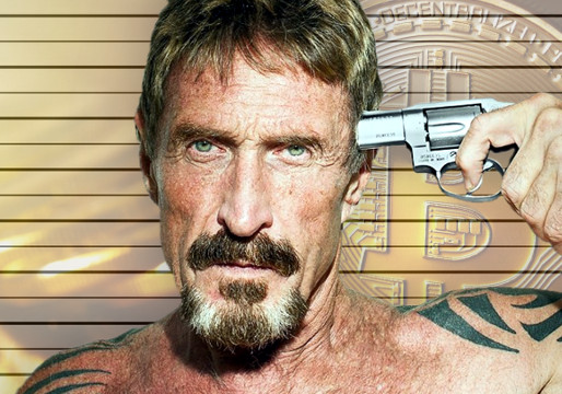 McAfee Deported   (Podcast)