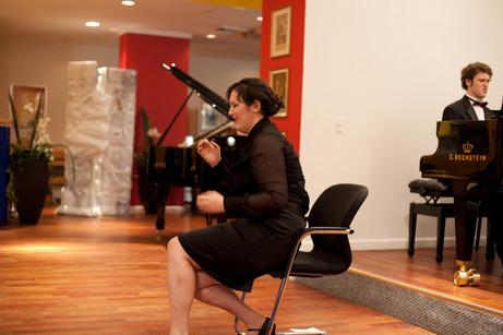 """Berta in """"The Barber of Seville"""""""