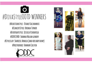 The #DivaStyleOOTD Challange and Winners!