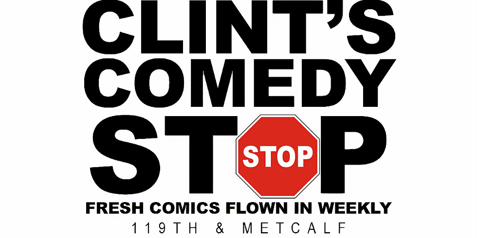 CLINT'S COMEDY STOP