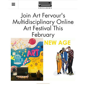 On 5 and 6 February this year, Art Fervour brings to you the first online, multidisciplinary art festival of India, popularly known as 'The AF Weekender'.