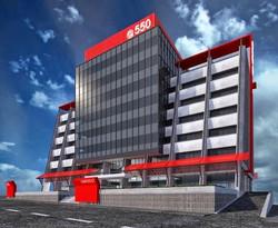 550 Pharr Road