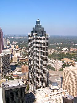 Suntrust Plaza, Atlanta
