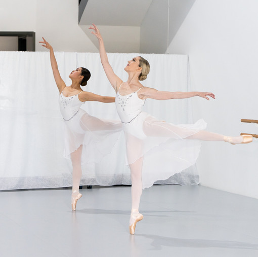 Earth solo: Choreography by Sara Di Segno Dancer: Sara Di Segno Air: Choreography by Luanne Hyson Dancers: Luanne Hyson & Denise Kwan Void solo: Choreography by Michelle Valenti Dancer: Michelle Valenti