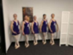 MSB Ballet Level Four Examination 2019.j