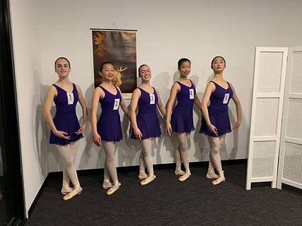 MSB Ballet Level Four Examination 2019.j