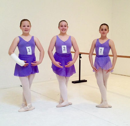 Ballet Level 2 Examinaion Group 2018_edi