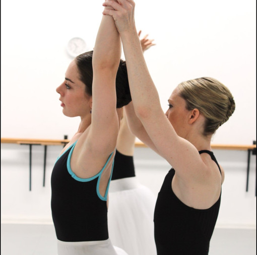 Balancé | Rehearsal