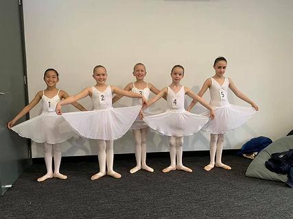 MSB Ballet Preparatory A Examination 201