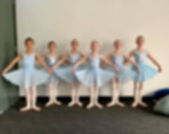 MSB Ballet Preparatory B Examination 201