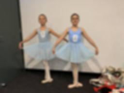 MSB Ballet Level One Examination 2019.jp