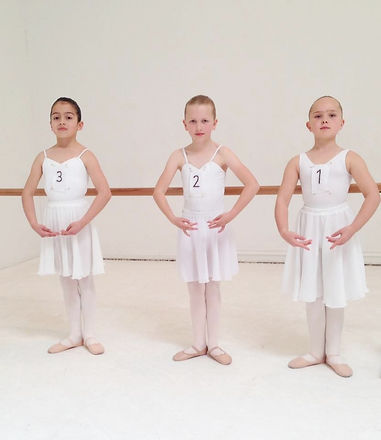 Ballet Primary Examination Group 2018_ed