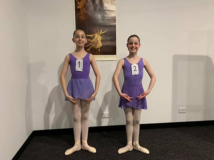 MSB Ballet Level Two Examination 2019.jp