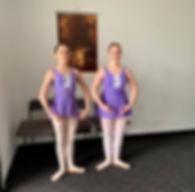 MSB Ballet Level Three Examination 2019.