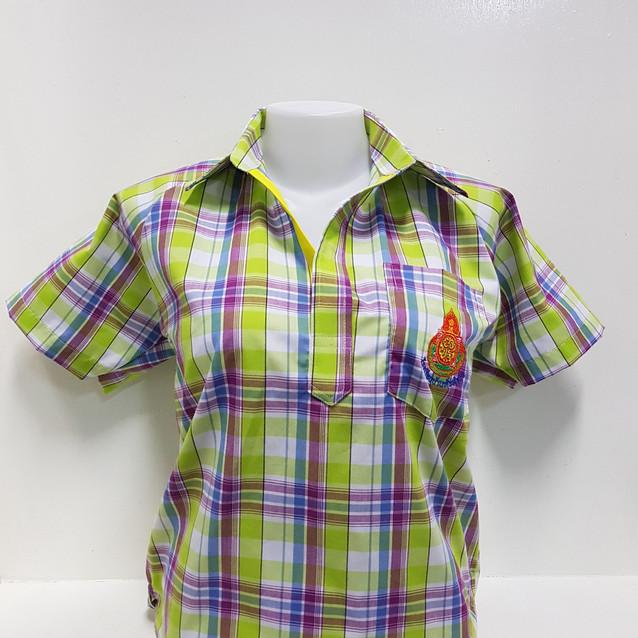 โรงงานรับผลิต ตัดเย็บ เสื้อกาวน์ ชุดพละ ชุดนักเรียน ชุดยูนิฟอร์ม เสื้อช้อป เสื้อช่าง เสื้อพละ เสื้อกีฬา เสื้อพละคอปก เสื้อกาวน์
