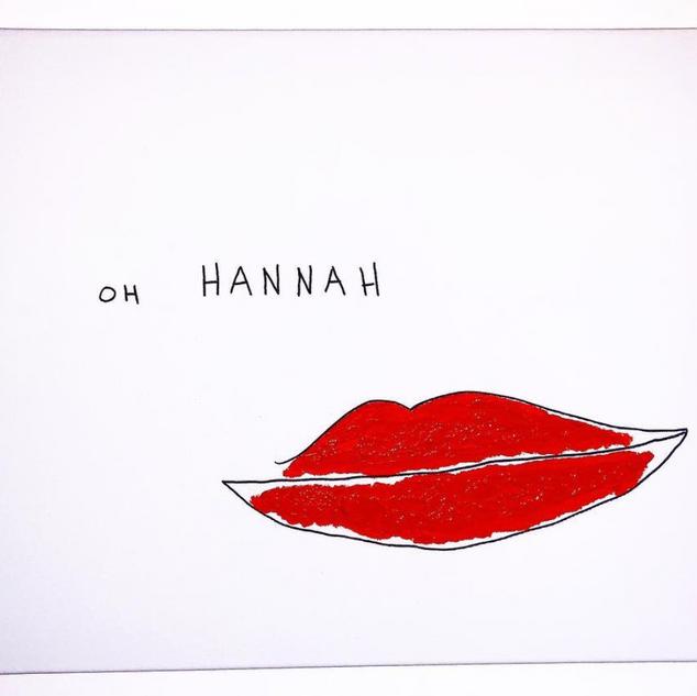 OH HANNAH | 2018