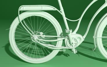 Bike Render