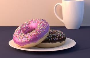 Donut Render