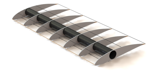Composite Wing Section