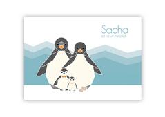 Annonce naissance Sacha