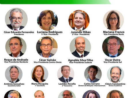 Doutor César Eduardo Fernandes é eleito para presidência da AMB
