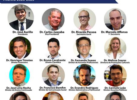 Conheça a Nova Diretoria da Associação Médica Cearense