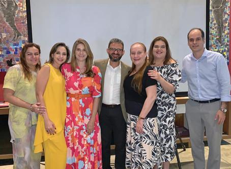 Confraternização Sociedade Cearense de Pneumologia e Cirurgia Torácica