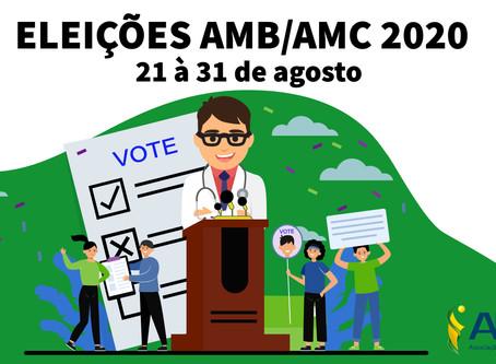 Eleições AMC/AMB 2020