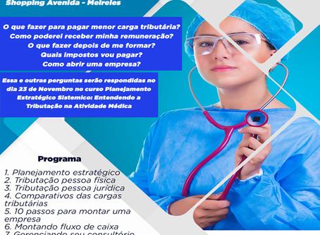 Curso: Entendo a Tributação na Atividade Médica
