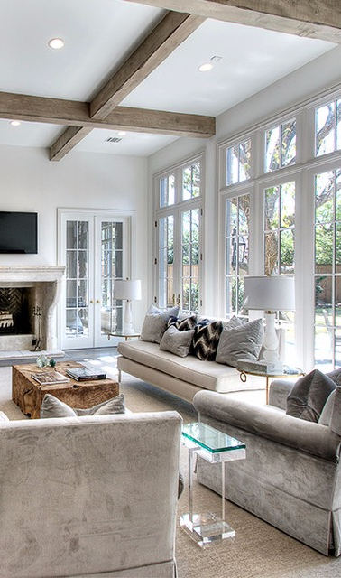 Surrey country house with touch of contemporaryy