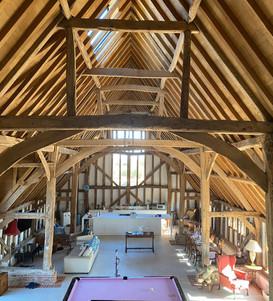 A barn conversion we maintain in Bishops Stortford