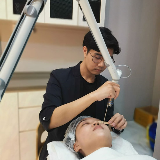PICO LASER OR PROYELLOW LASER 3 sessions
