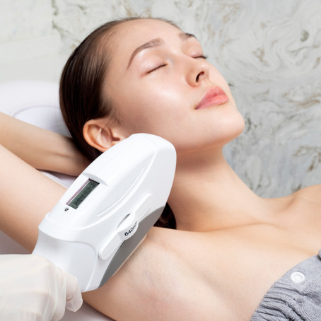 PERMANENTLY GET RID OF UNWANTED HAIR
