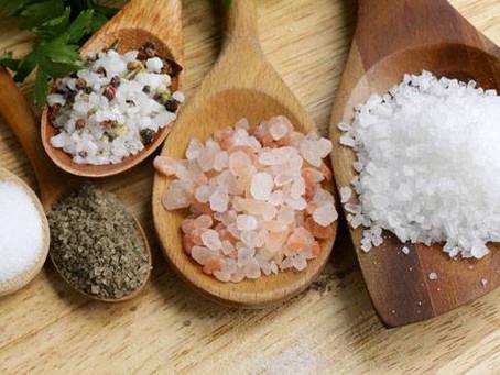 Salt, Not The Enemy