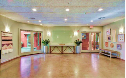 Serena Yoga Room