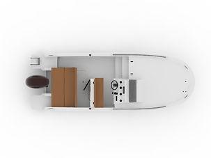 evo-l deck plan - vintt yacht