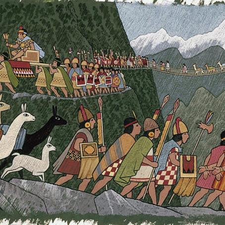 S1 E5: Inca Empire transcript