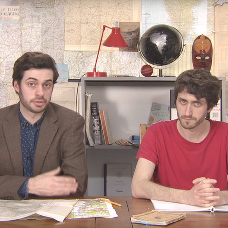 Our Top 4 Map Men videos