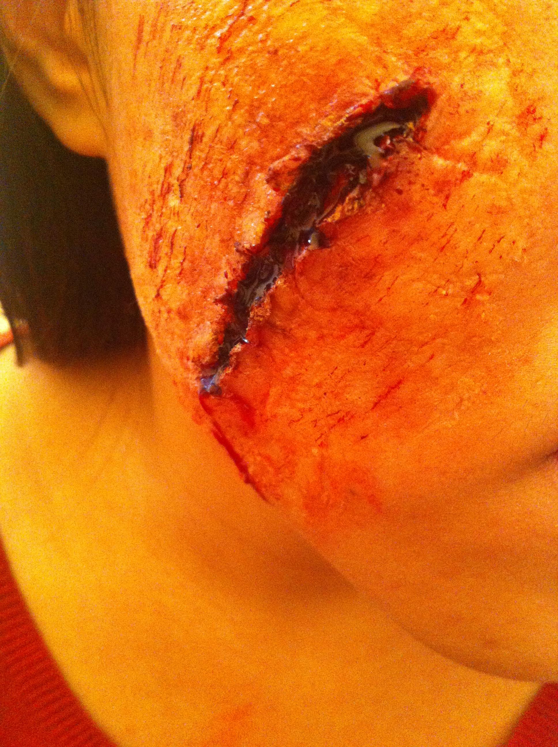 Wax cut