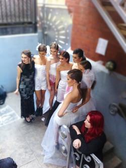 Student fashion show Sep 2013
