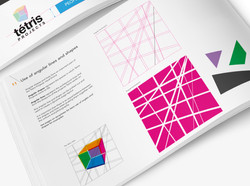 Tétris Projects UK brand guidelines